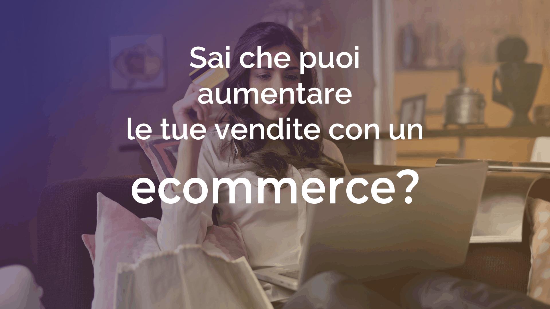 I vantaggi dell'e-commerce